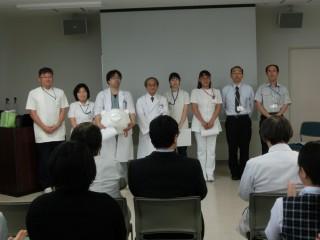 画像:熊本地震被災地へ災害医療チーム(JMAT)を派遣しました。